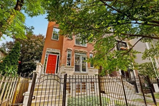 1079 N Hermitage Avenue #1, Chicago, IL 60622 (MLS #10879606) :: Helen Oliveri Real Estate