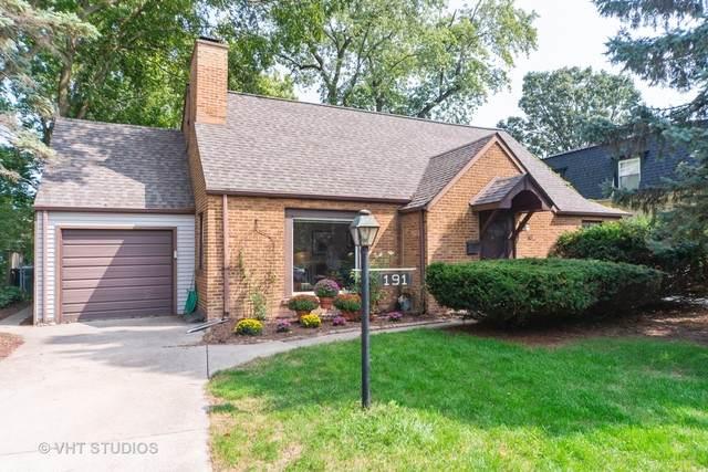 191 Akenside Road, Riverside, IL 60546 (MLS #10879649) :: John Lyons Real Estate