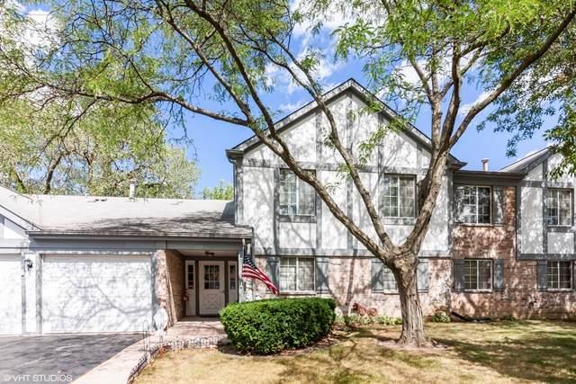 1215 Williamsport Drive 29-1, Westmont, IL 60559 (MLS #10879658) :: Helen Oliveri Real Estate