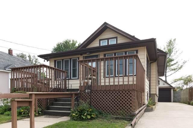677 Lincoln Avenue, Elgin, IL 60120 (MLS #10879735) :: Century 21 Affiliated