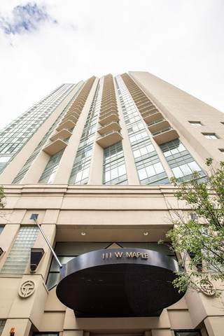 111 W Maple Street #1809, Chicago, IL 60610 (MLS #10879738) :: The Wexler Group at Keller Williams Preferred Realty