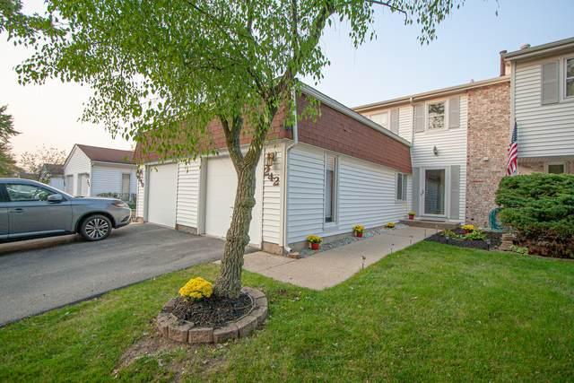 242 Douglass Way, Bolingbrook, IL 60440 (MLS #10879767) :: John Lyons Real Estate