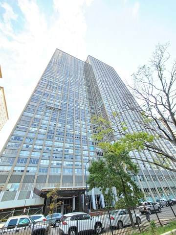 655 W Irving Park Road #1517, Chicago, IL 60613 (MLS #10879778) :: Property Consultants Realty