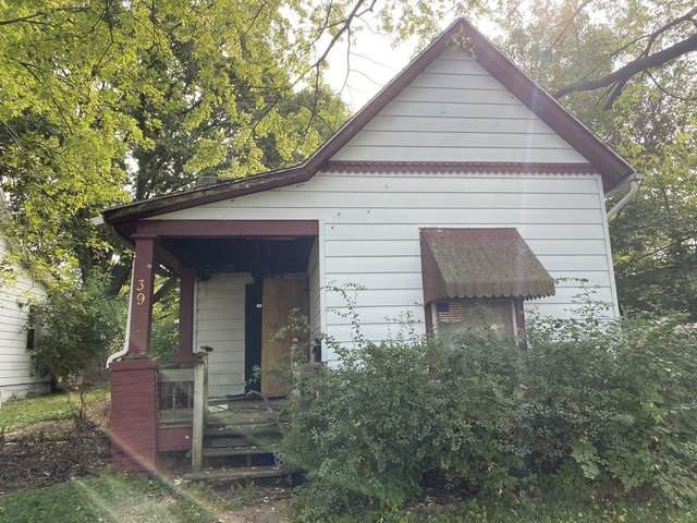 39 Columbus Street, Danville, IL 61832 (MLS #10879840) :: Littlefield Group