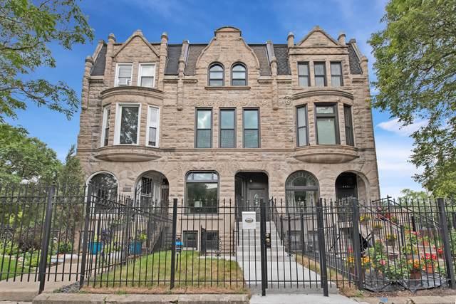 4458 S Berkeley Avenue, Chicago, IL 60653 (MLS #10879856) :: Littlefield Group