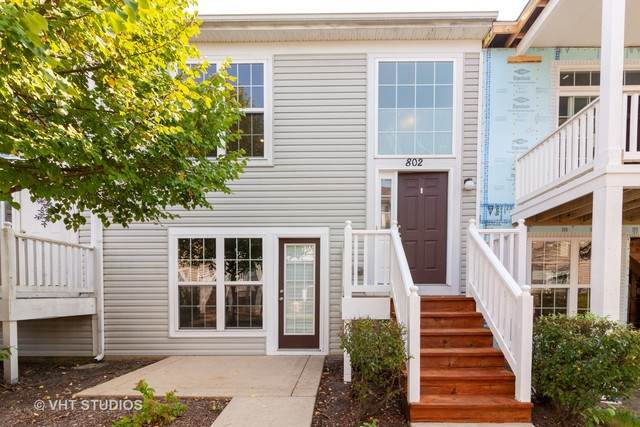 802 Four Seasons Boulevard, Aurora, IL 60504 (MLS #10879877) :: Property Consultants Realty