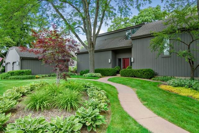 587 Old Barn Road A, Lake Barrington, IL 60010 (MLS #10879892) :: John Lyons Real Estate