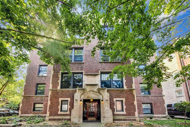 1303 W Elmdale Avenue #2, Chicago, IL 60660 (MLS #10879910) :: Littlefield Group