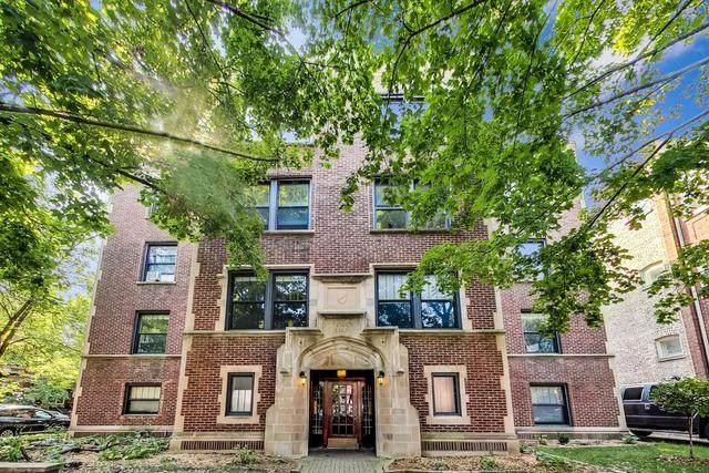 1303 W Elmdale Avenue #2, Chicago, IL 60660 (MLS #10879910) :: John Lyons Real Estate