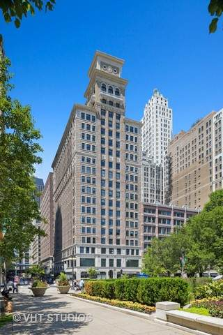 6 N Michigan Avenue #1601, Chicago, IL 60602 (MLS #10880017) :: Touchstone Group