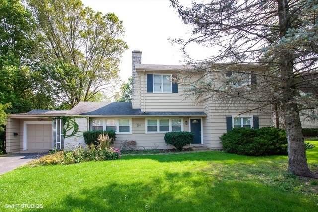 201 Walker Avenue, Clarendon Hills, IL 60514 (MLS #10880023) :: John Lyons Real Estate