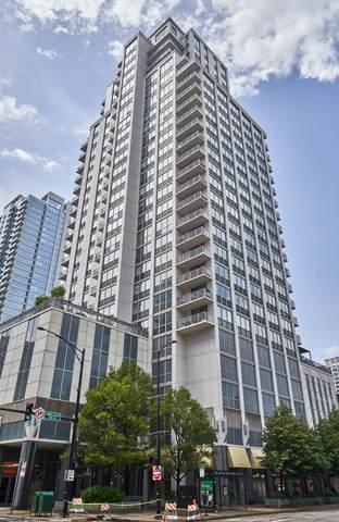 200 W Grand Avenue #2701, Chicago, IL 60654 (MLS #10880026) :: Helen Oliveri Real Estate