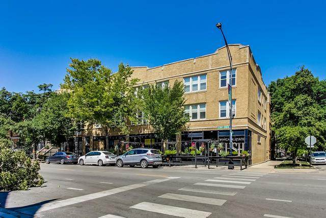 2232 W Roscoe Street #2, Chicago, IL 60618 (MLS #10880028) :: Helen Oliveri Real Estate