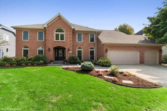 1664 Imperial Circle, Naperville, IL 60563 (MLS #10880033) :: Helen Oliveri Real Estate
