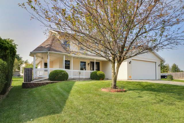 7 Rutherford Court, Bloomington, IL 61704 (MLS #10880037) :: Ryan Dallas Real Estate