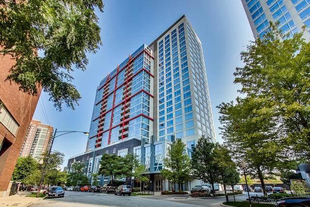 1841 S Calumet Avenue #2205, Chicago, IL 60616 (MLS #10880111) :: BN Homes Group