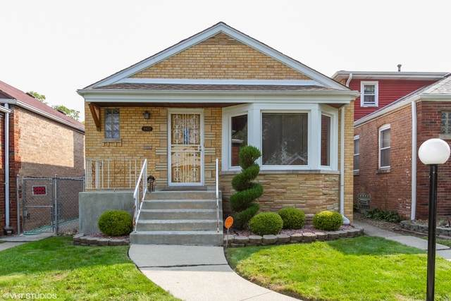 10633 S Lowe Avenue, Chicago, IL 60628 (MLS #10880190) :: Property Consultants Realty