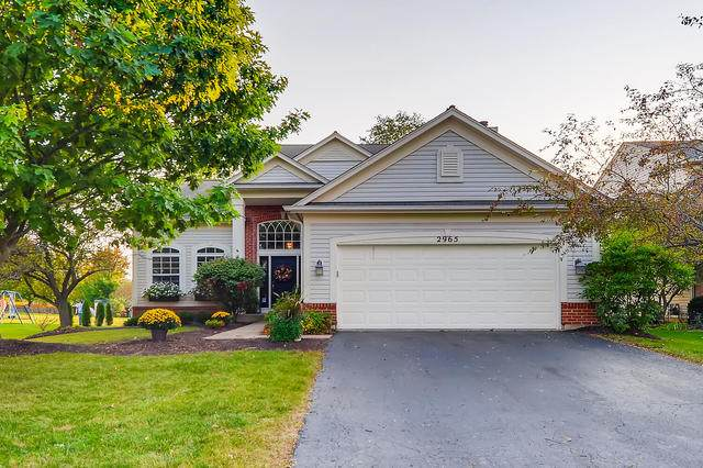 2965 Spinnaker Drive, Aurora, IL 60503 (MLS #10880191) :: Property Consultants Realty
