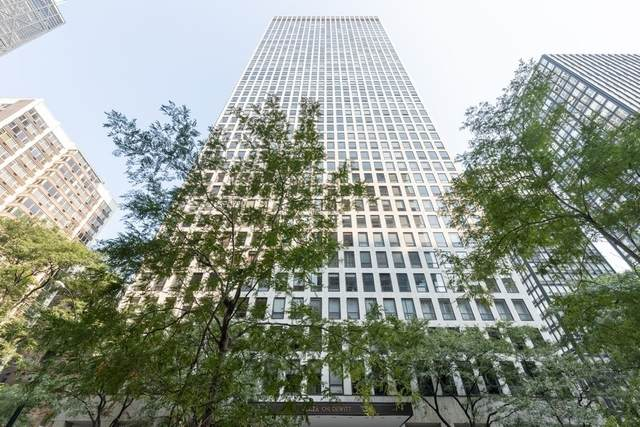 260 E Chestnut Street #2103, Chicago, IL 60611 (MLS #10880206) :: Littlefield Group
