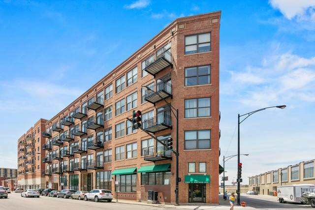 2310 S Canal Street #411, Chicago, IL 60616 (MLS #10880208) :: Littlefield Group