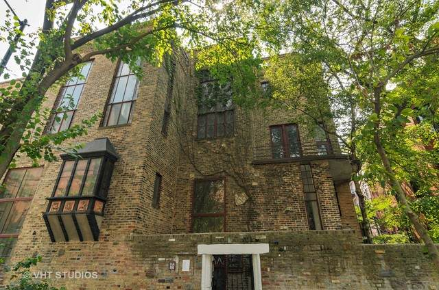 155 W Burton Place #5, Chicago, IL 60610 (MLS #10880243) :: Littlefield Group