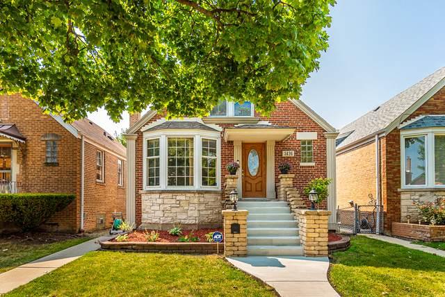 3436 N Neva Avenue, Chicago, IL 60634 (MLS #10880250) :: Ani Real Estate