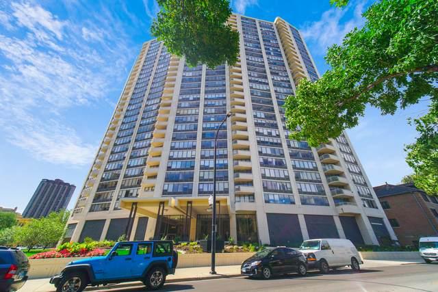 3930 N Pine Grove Avenue #3113, Chicago, IL 60613 (MLS #10880433) :: John Lyons Real Estate