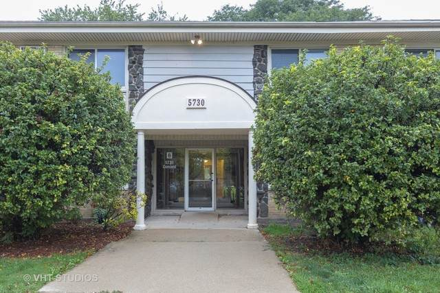 5730 Concord Lane #17, Clarendon Hills, IL 60514 (MLS #10880506) :: John Lyons Real Estate