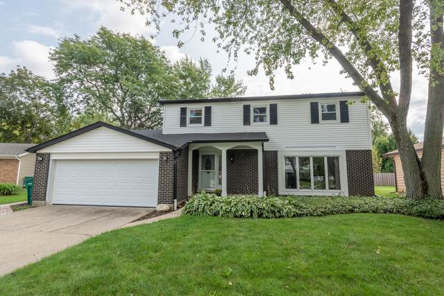 481 Sussex Court, Buffalo Grove, IL 60089 (MLS #10880528) :: Helen Oliveri Real Estate