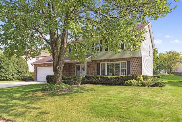 1326 Deep Run Road, Naperville, IL 60540 (MLS #10880546) :: John Lyons Real Estate