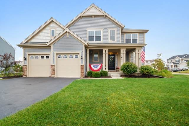 11631 Fitzgerald Lane, Huntley, IL 60142 (MLS #10880557) :: Helen Oliveri Real Estate