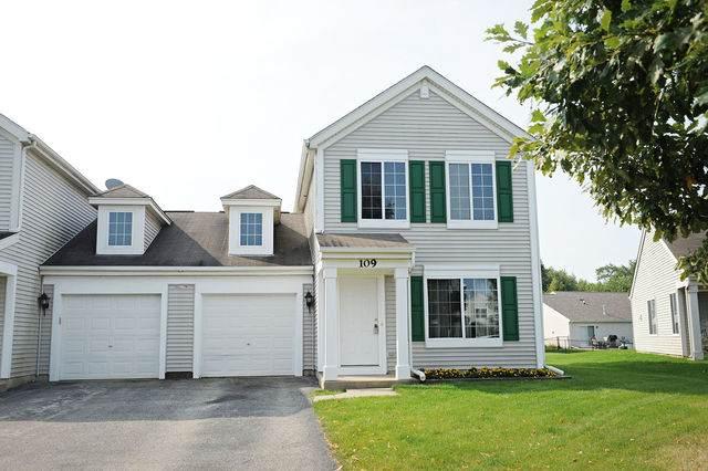 109 W Amberley Drive, Round Lake, IL 60073 (MLS #10880569) :: Littlefield Group