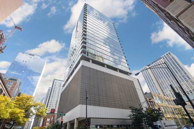 550 N Saint Clair Street #2601, Chicago, IL 60611 (MLS #10880601) :: Helen Oliveri Real Estate
