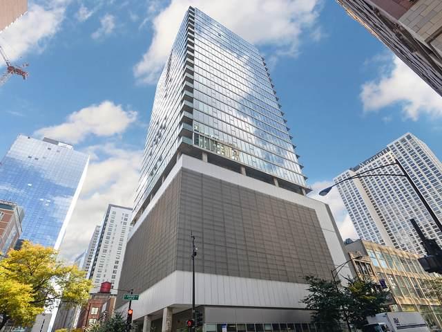 550 N Saint Clair Street #2603, Chicago, IL 60611 (MLS #10880613) :: Helen Oliveri Real Estate