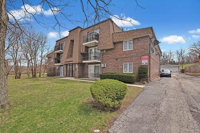 8231 Archer Avenue #3, Willow Springs, IL 60480 (MLS #10880616) :: John Lyons Real Estate