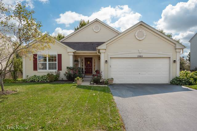 2985 Turnberry Lane, Montgomery, IL 60538 (MLS #10880669) :: Littlefield Group