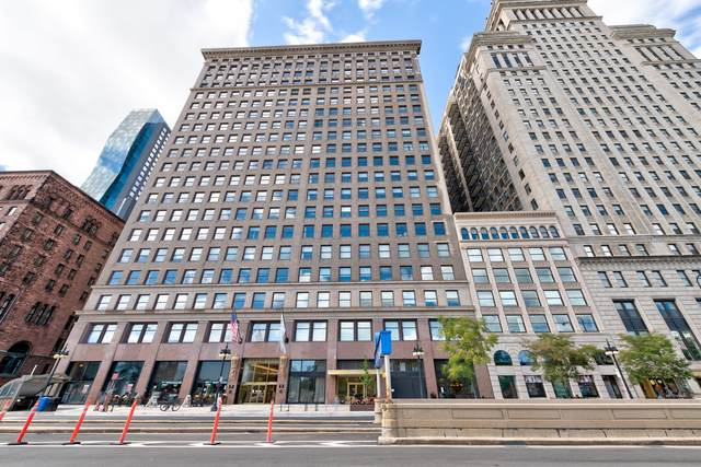330 S Michigan Avenue #1905, Chicago, IL 60604 (MLS #10880719) :: The Wexler Group at Keller Williams Preferred Realty