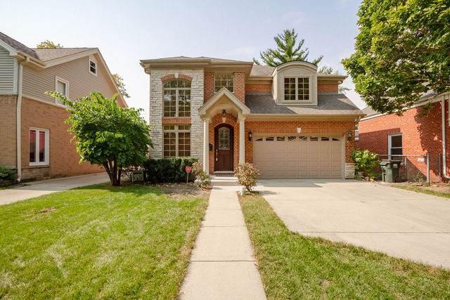 9126 Menard Avenue, Morton Grove, IL 60053 (MLS #10880755) :: Ryan Dallas Real Estate