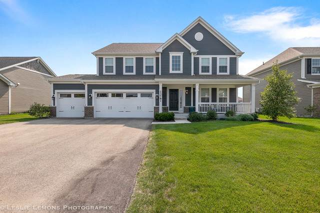 13781 Amelia Drive, Lemont, IL 60439 (MLS #10880795) :: Littlefield Group