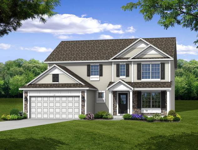 524 Stone Brook Drive S, Romeoville, IL 60446 (MLS #10880907) :: Lewke Partners