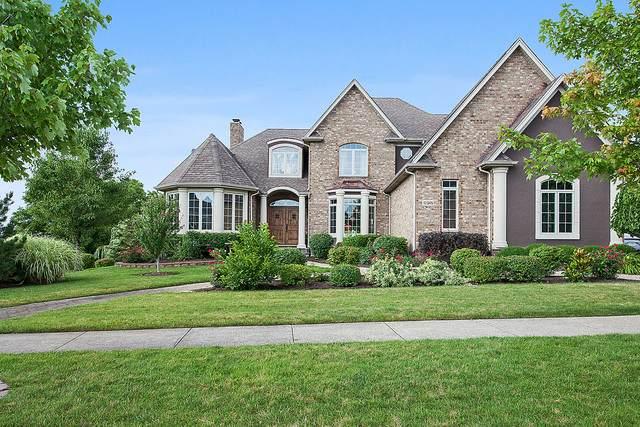 12345 Thornberry Drive, Lemont, IL 60439 (MLS #10880919) :: RE/MAX IMPACT