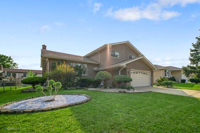 1319 W Byron Avenue, Addison, IL 60101 (MLS #10880942) :: John Lyons Real Estate