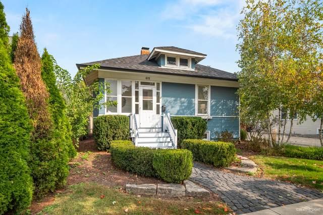 615 E Benton Avenue, Naperville, IL 60540 (MLS #10880975) :: John Lyons Real Estate