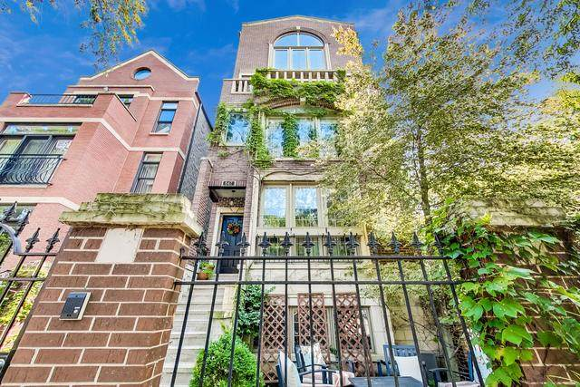 847 N Hermitage Avenue C, Chicago, IL 60622 (MLS #10881027) :: Helen Oliveri Real Estate