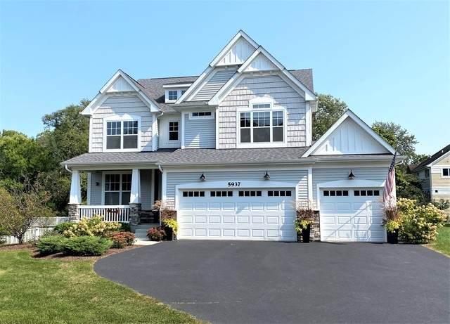 5937 Cumnor Road, Downers Grove, IL 60516 (MLS #10881116) :: Ryan Dallas Real Estate