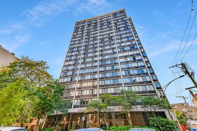 2754 N Hampden Court #1203, Chicago, IL 60614 (MLS #10881124) :: The Wexler Group at Keller Williams Preferred Realty