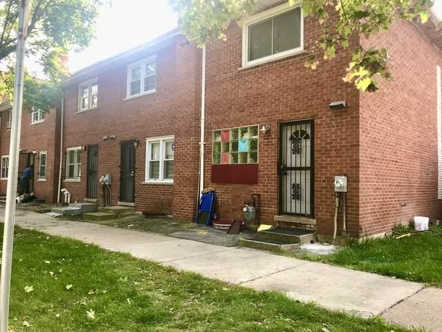 7001 S Morgan Street D, Chicago, IL 60621 (MLS #10881136) :: Littlefield Group