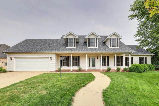 4404 Curtis Meadow Drive, Champaign, IL 61822 (MLS #10881163) :: BN Homes Group