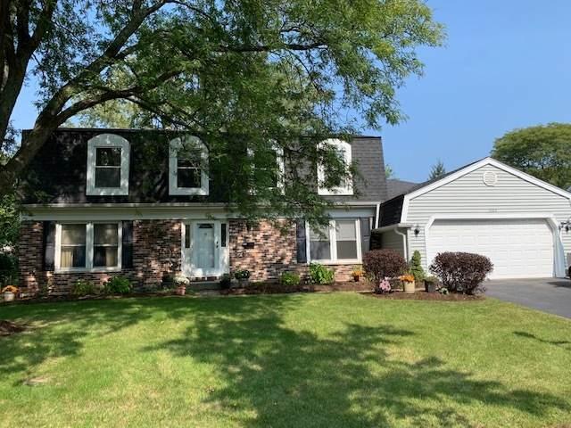 1060 W Skylark Drive, Palatine, IL 60067 (MLS #10881226) :: BN Homes Group