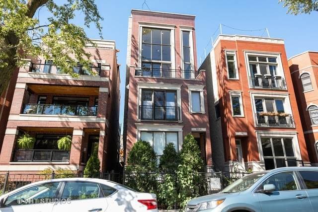 1054 N Paulina Street #3, Chicago, IL 60622 (MLS #10881239) :: Helen Oliveri Real Estate